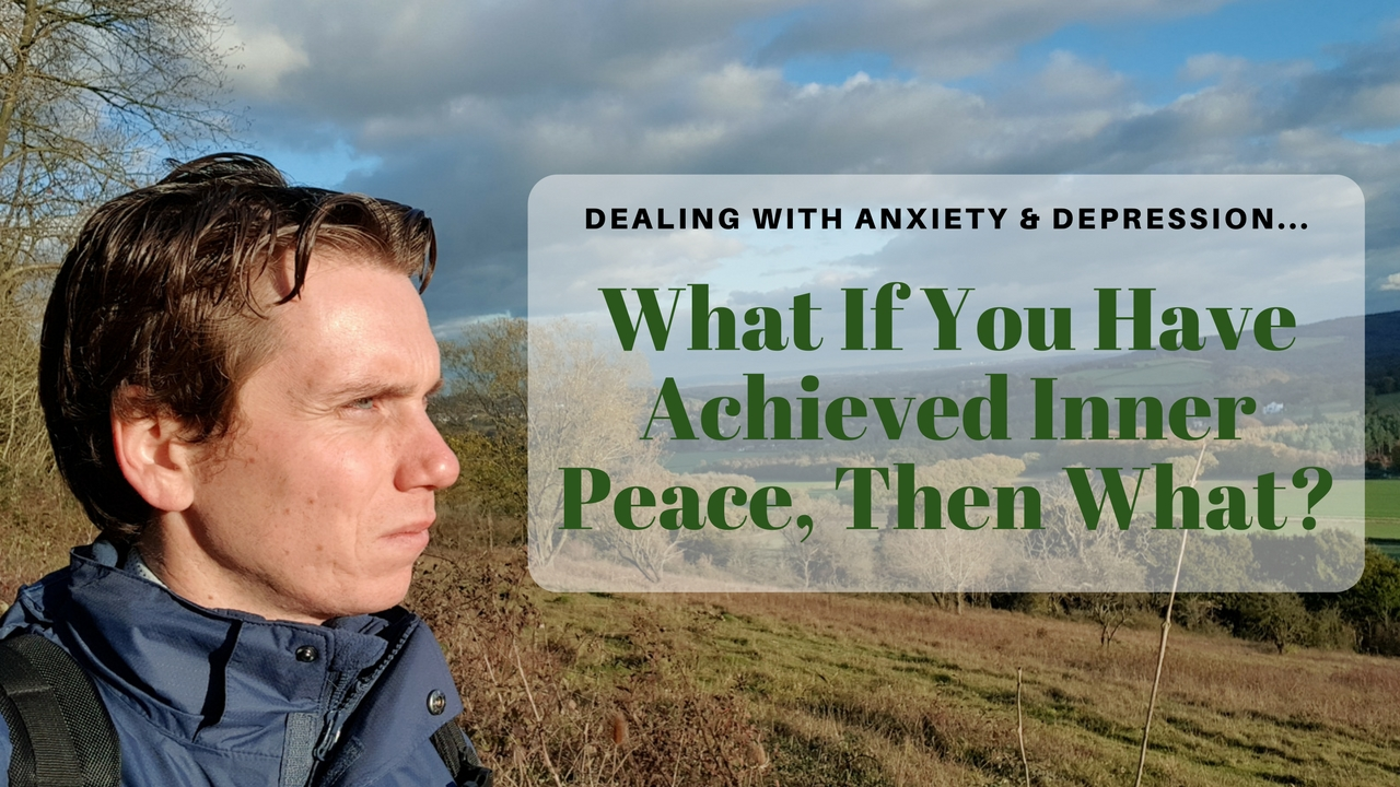 Dealing With Anxiety & Depression...
