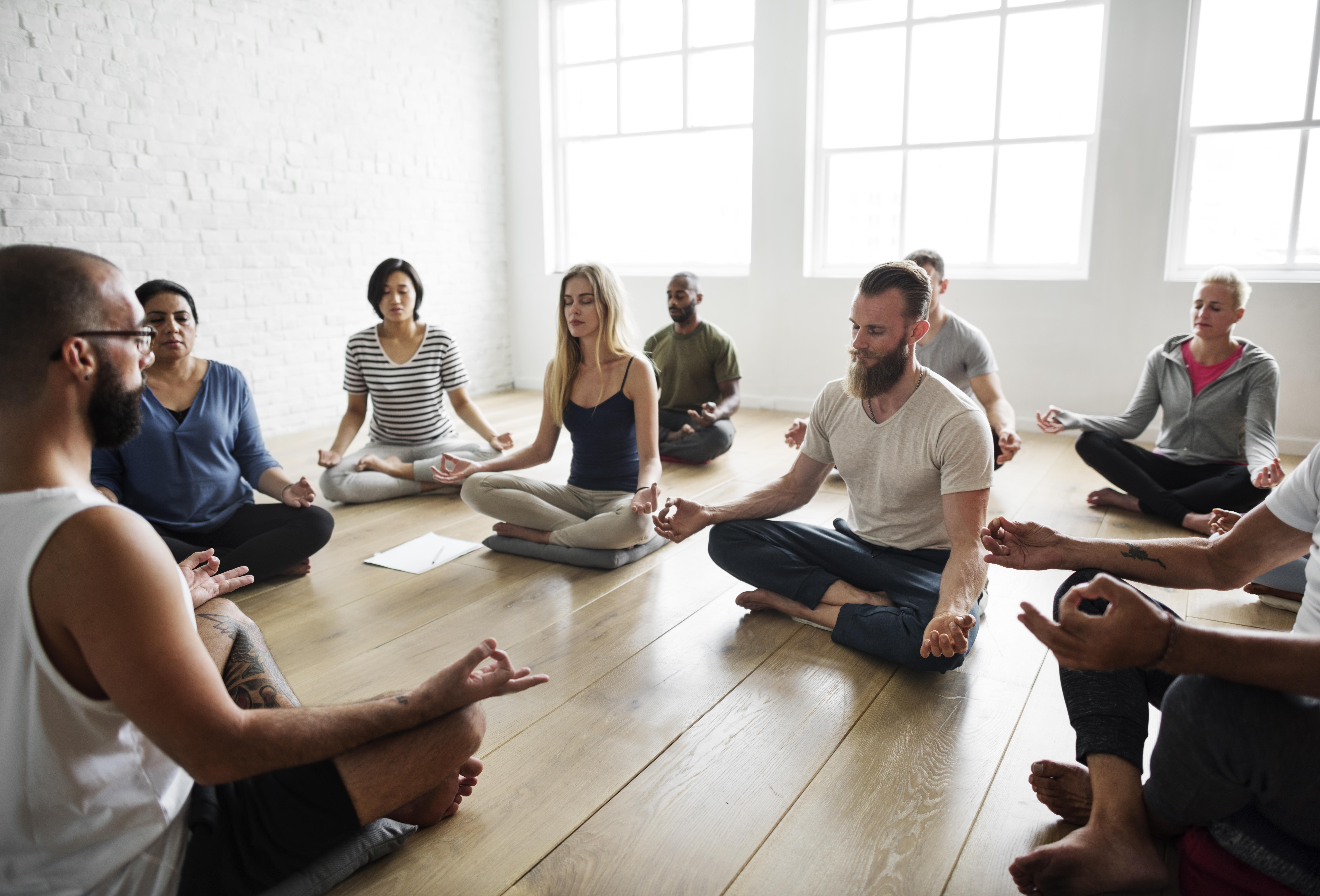 Meditation Class London